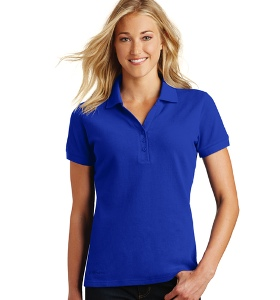 EB101 Eddie Bauer Ladies Cotton Pique Polo