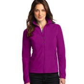 EB225 Eddie Bauer Ladies Full-Zip Microfleece Jacket
