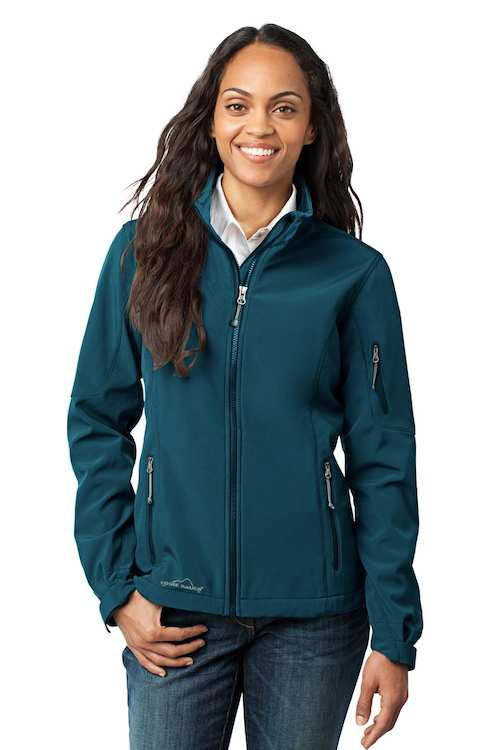 eb531 Eddie Bauer Ladies Soft Shell Jacket