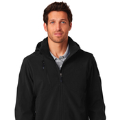 EB536 Eddie Bauer® Hooded Soft Shell Parka