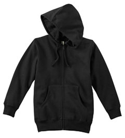 EC5650 eConscious Men's Organic/Recycled Full-Zip Hood