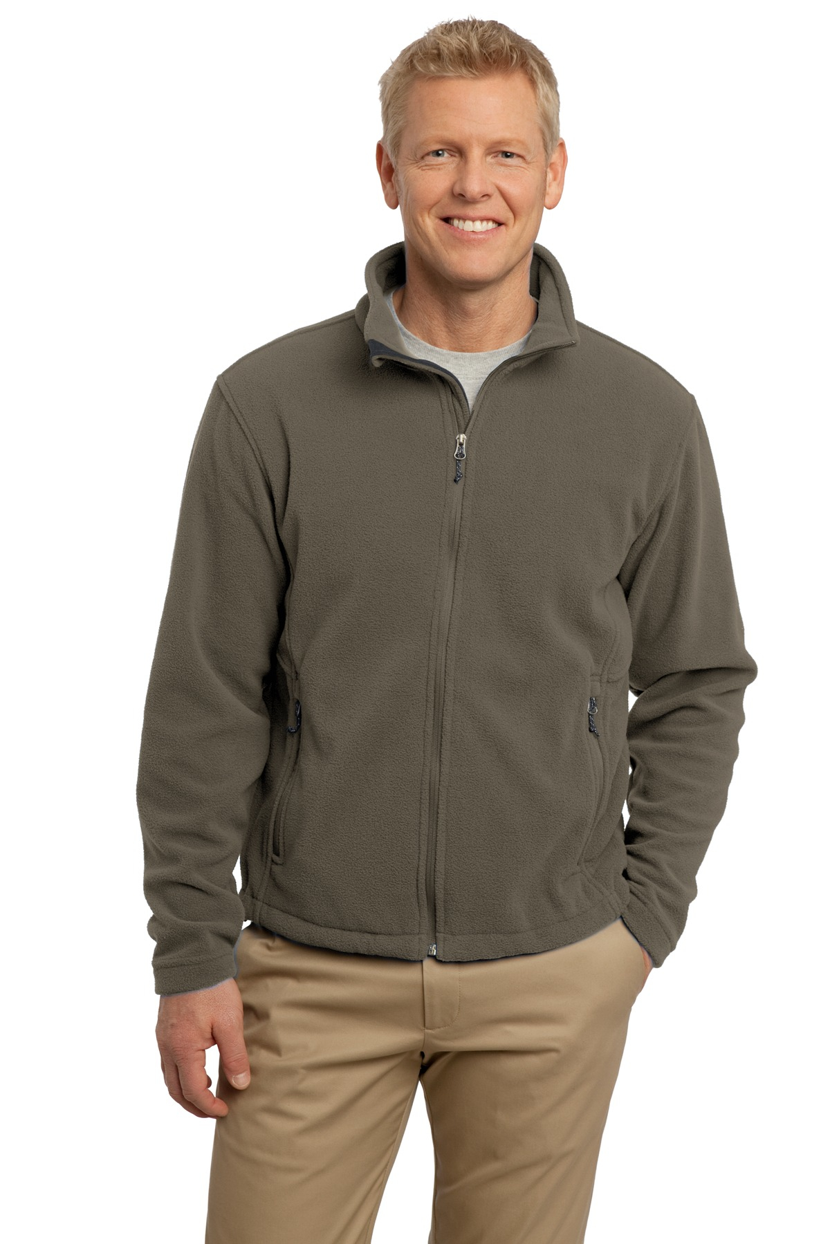 F217X Port Authority® Value Fleece Jacket 3x-6x