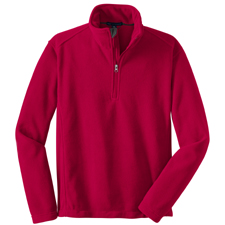 F218 Port Authority® - Value Fleece 1/4-Zip Pullover