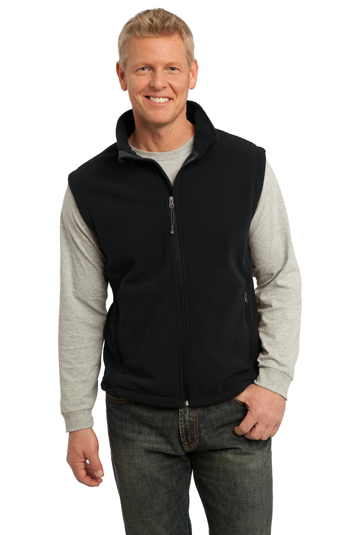 F219X Port Authority® Value Fleece Vest 3x-6x