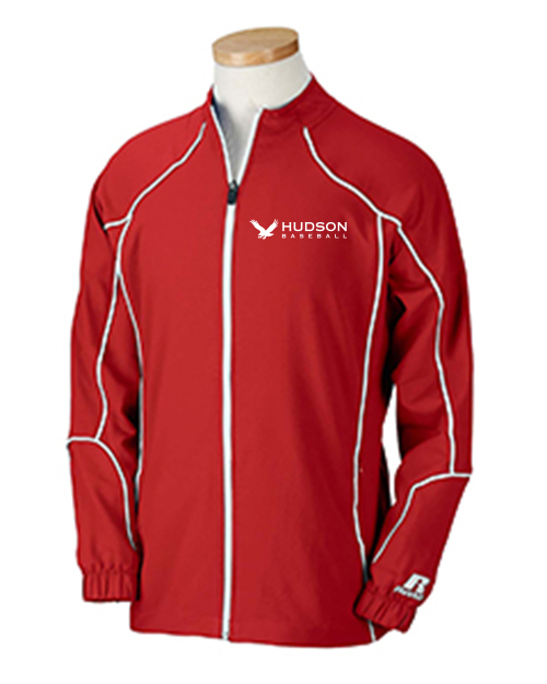 S81JZM Russell Athletic Team Prestige Full-Zip Jacket