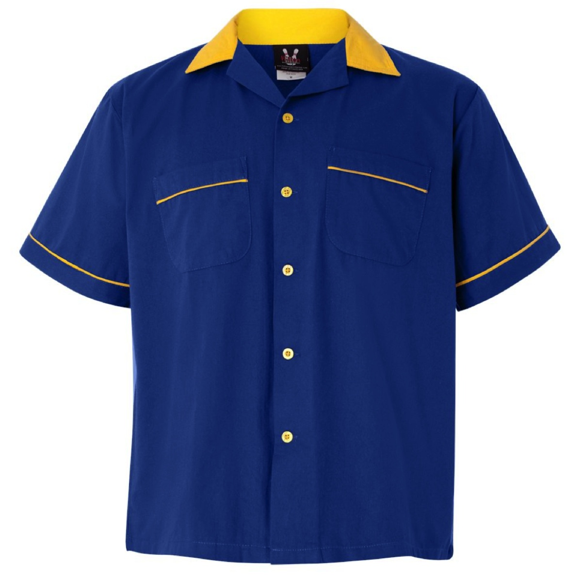 HP2244 Hilton - GM Legend Bowling Shirt