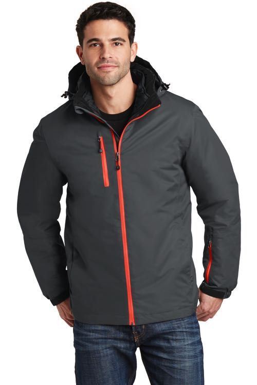 J332 Port Authority Vortex Waterproof 3-in-1 Jacket