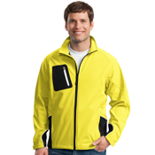 J725 Port Authority® - Quantum Soft Shell Jacket
