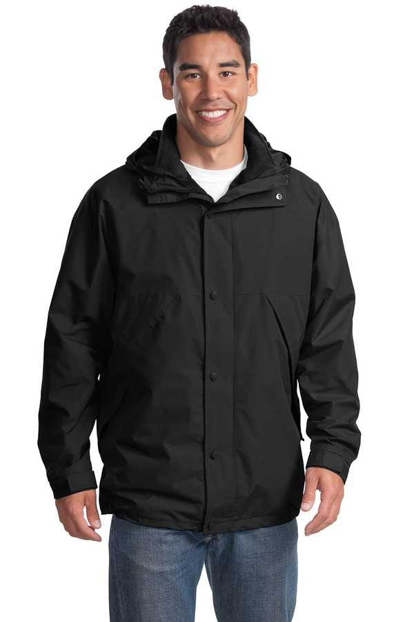 J777 Port Authority 3 in 1 Jacket