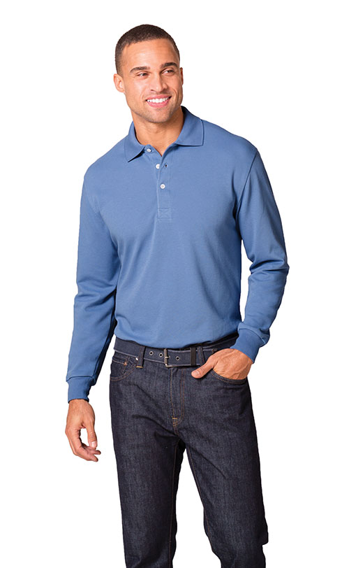 K455LS Port Authority Signature® - Rapid Dry™ Long Sleeve Sport Shirt