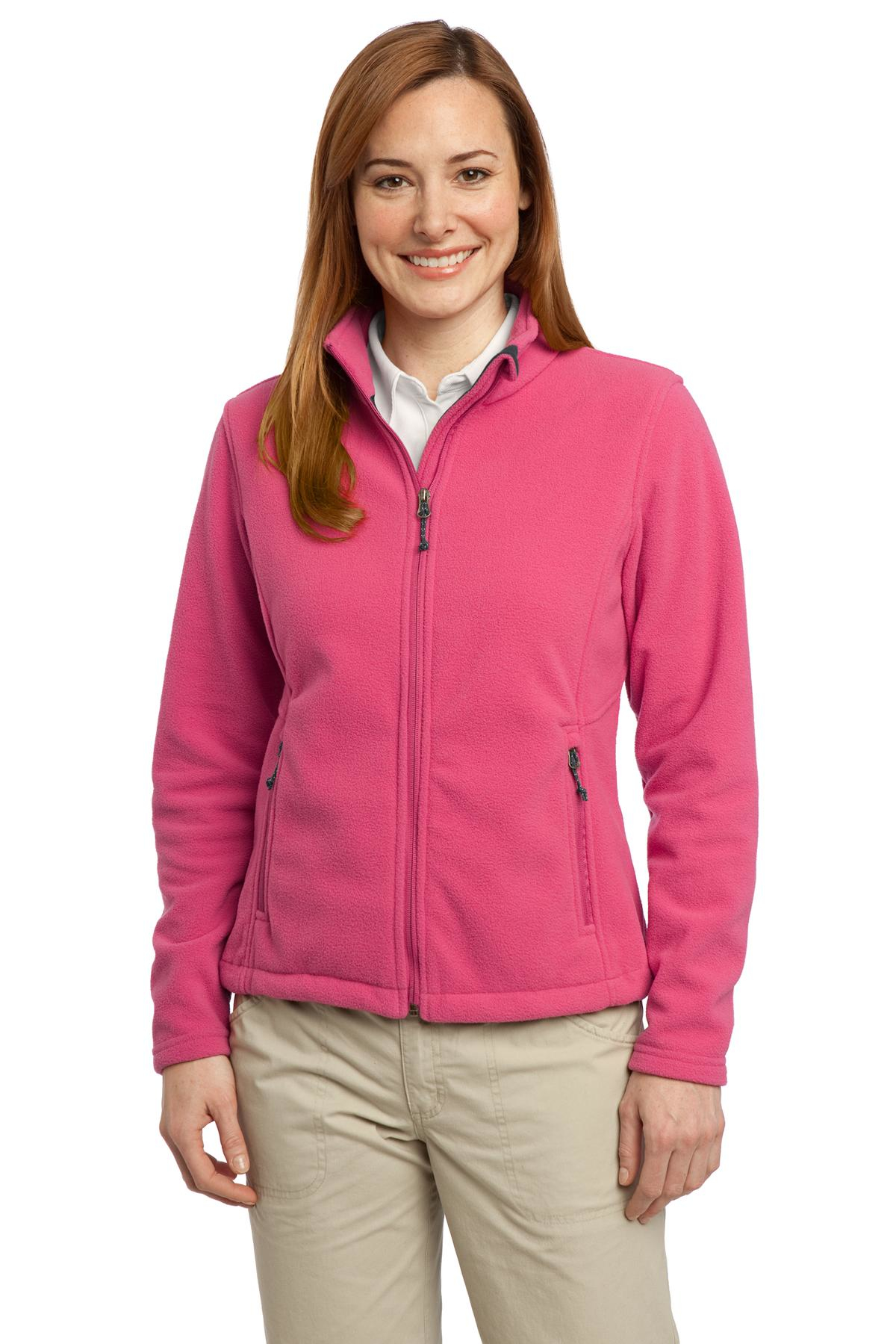 L217X Authority® Ladies Value Fleece Jacket 3x-4x
