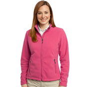 L217 Port Authority® - Ladies Value Fleece Jacket