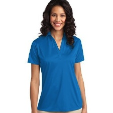 L540 Port Authority® - Ladies Silk Touch™ Performance Polo