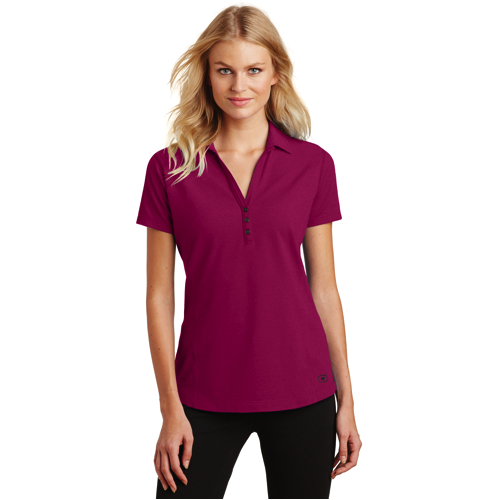 LOG126 OGIO® Ladies Onyx Polo