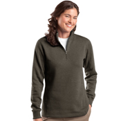 lst253 Sport-Tek - Ladies 1/4-Zip Sweatshirt