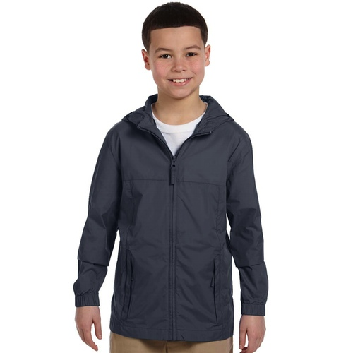 M765Y Harriton Youth Essential Rainwear