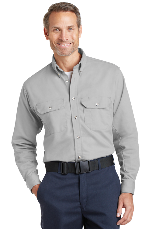 SLU2 Bulwark® EXCEL FR® ComforTouch® Dress Uniform Shirt