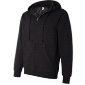 SS4500Z Independent Trading Co.Midweight Full-Zip Hooded Sweatshirt