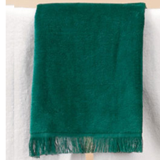 T600 Towels Plus Fringed Finger Towel