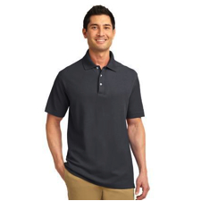 TLK800 Port Authority® Tall EZCotton™ Pique Polo