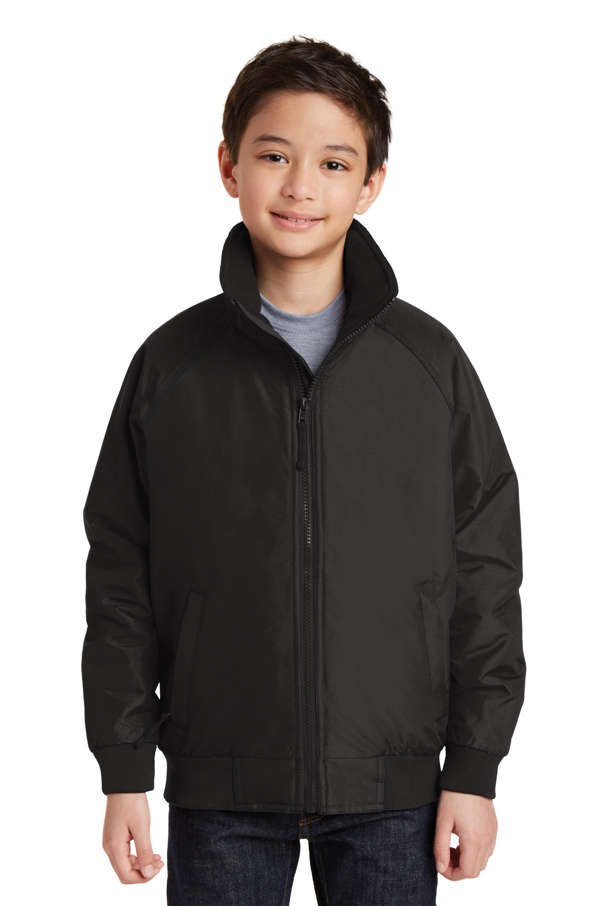 Y328 Port Authority Youth Charger Jacket