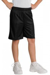 YST510 Sport-Tek - Youth PosiCharge Classic Mesh Short