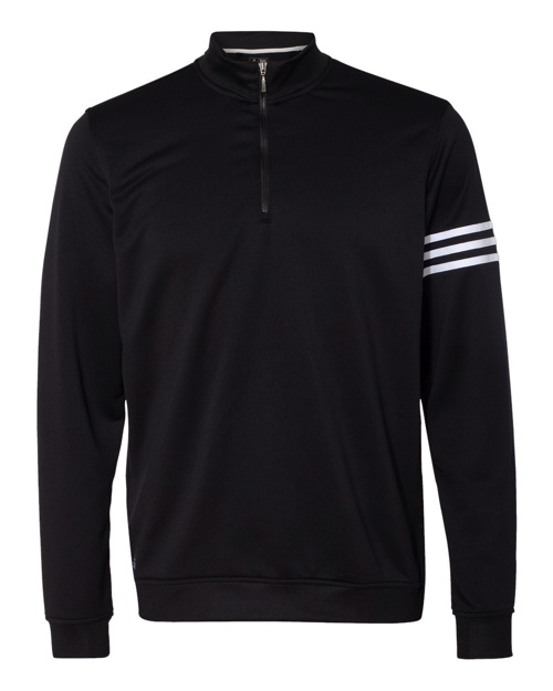 A190 adidas - ClimaLite® Three-Stripe French Terry Pullover