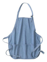 A510 Port Authority Medium Length Apron w/ TEFLON®
