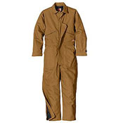 cd32 Red Kap Duck Insulated Coverall - 65/35 Polyester Cotton