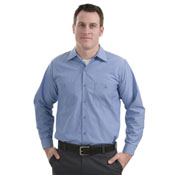 cs10 Cornerstone Industrial Long Sleeve Work Shirts with Melamine Buttons