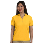 D100wx Devon and Jones Fine Pima Pique Polo Womens 3xl