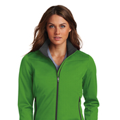 EB539 Eddie Bauer® Ladies Weather-Resist Soft Shell Jacket