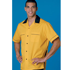 GM Legend Traditional Bowling Shirt