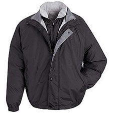 jn30 Red Kap Men's 3-in-1 Systems Jacket