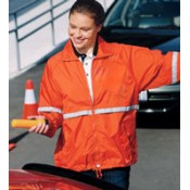 High visibility work uniform