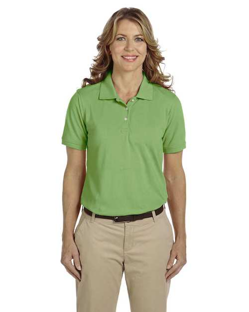 M265W Harriton Women's Easy Blend Polo