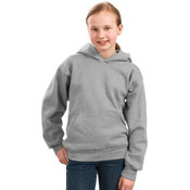 PC90yh Port & Company - Youth Pullover Hooded Fleece