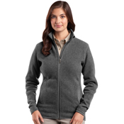 RH55 Red House® - Ladies Sweater Fleece Full-Zip Jacket