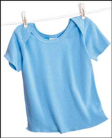 R3400 Infant Lap Shoulder T-Shirt