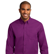 S608x Port Authority® Long Sleeve Easy Care Shirt 3x-6x