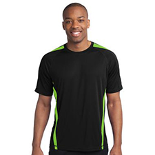 ST351 Sport-Tek® - Colorblock Competitor™ Tee