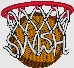 Custom Embroidered basketball