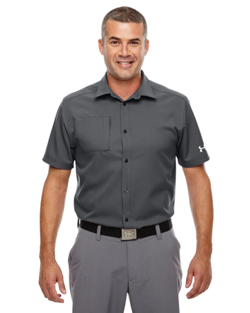 1259095 Under Armour Men's Ultimate Short Sleeve Buttondown