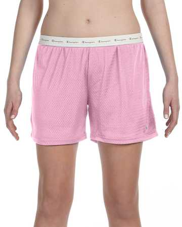 3393 Champion Ladies' Active Mesh Shorts