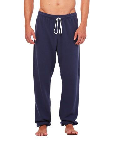3737 Bella + Canvas Unisex Fleece Long Scrunch Pant