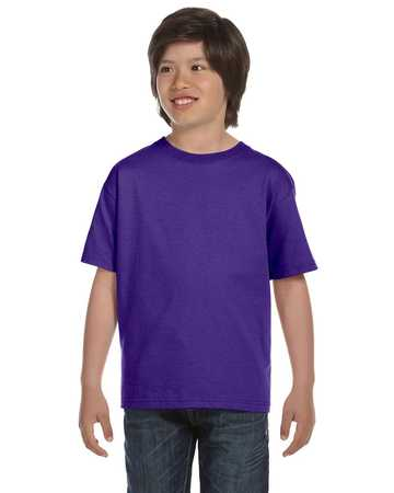 5380 Hanes Youth Beefy-T
