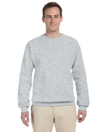 562 JERZEES Adult Mid-Weight Crewneck Sweatshirt