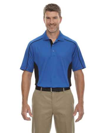 85113 Ash City - Extreme Eperformance Men's Fuse Snag Protection Plus Colorblock Polo