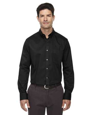 88193T Ash City Core 365 Men's Tall Operate Long-Sleeve Twill Shirt