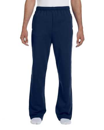 974MP Jerzees 8 oz. NuBlend® 50/50 Open-Bottom Sweatpants